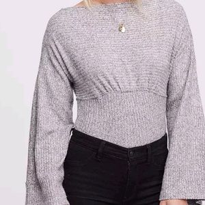 Free People We The Free bell sleeve size XS